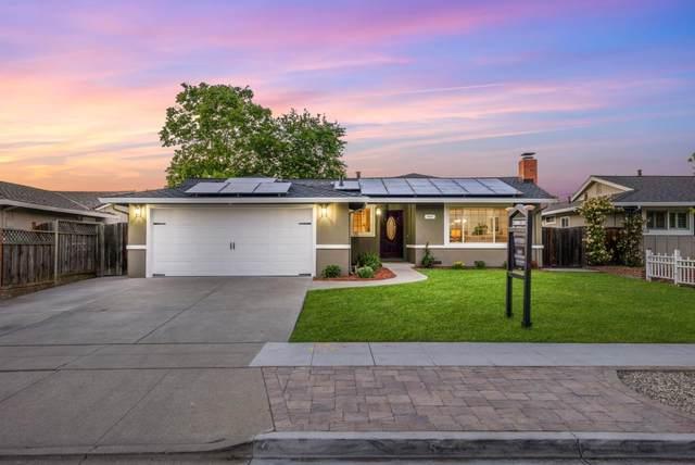 657 Shawnee Ln, San Jose, CA 95123 (#ML81842388) :: The Kulda Real Estate Group