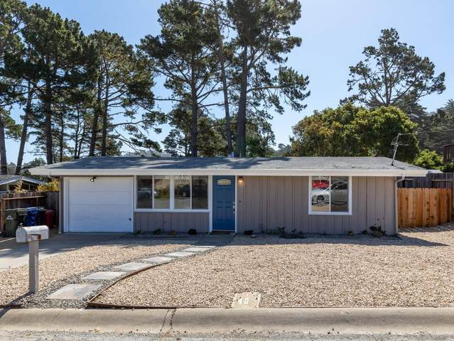 926 Syida Dr, Pacific Grove, CA 93950 (#ML81842389) :: Strock Real Estate