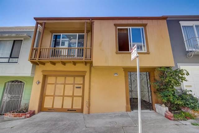 2037 14th Ave, San Francisco, CA 94116 (#ML81842407) :: The Kulda Real Estate Group