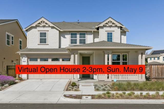 4807 Barndance St, Fremont, CA 94555 (#ML81842429) :: The Kulda Real Estate Group