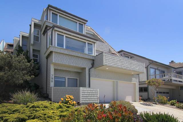790 The Shore Line, La Selva Beach, CA 95076 (#ML81842460) :: Schneider Estates