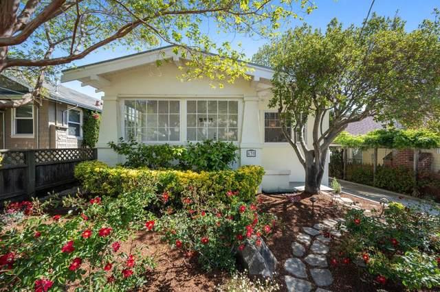 430 Wisnom Ave, San Mateo, CA 94401 (#ML81842491) :: The Goss Real Estate Group, Keller Williams Bay Area Estates
