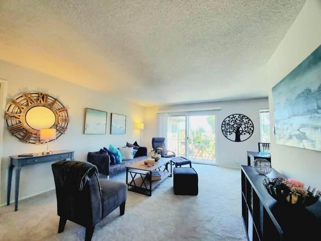 801 N Humboldt St 409, San Mateo, CA 94401 (#ML81842504) :: Schneider Estates