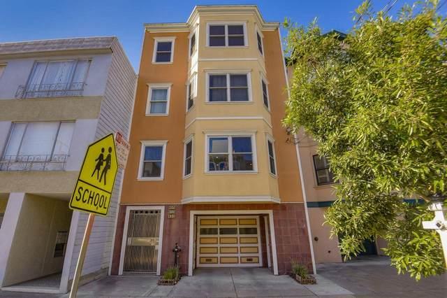 433 26th Ave 433, San Francisco, CA 94121 (#ML81842518) :: The Kulda Real Estate Group