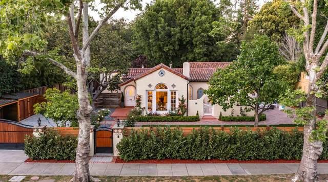 1535 Cowper St, Palo Alto, CA 94301 (#ML81842543) :: Schneider Estates