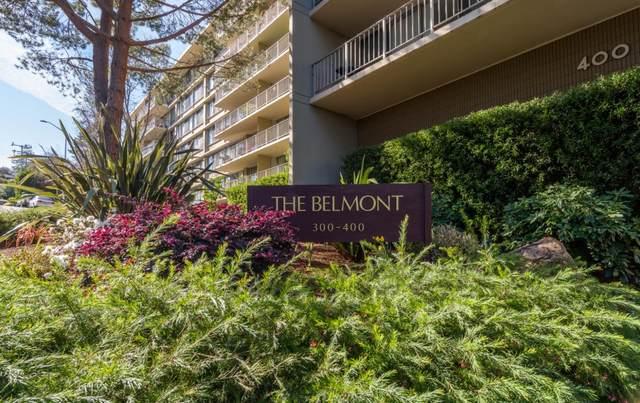 400 Davey Glen Rd 4721, Belmont, CA 94002 (#ML81842550) :: The Gilmartin Group