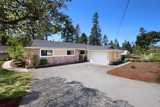692 Pinecone Dr, Scotts Valley, CA 95066 (#ML81842575) :: The Realty Society