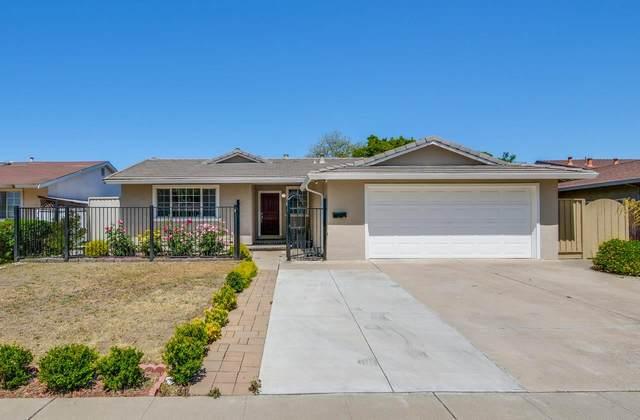 1259 Becket Dr, San Jose, CA 95121 (#ML81842597) :: Intero Real Estate