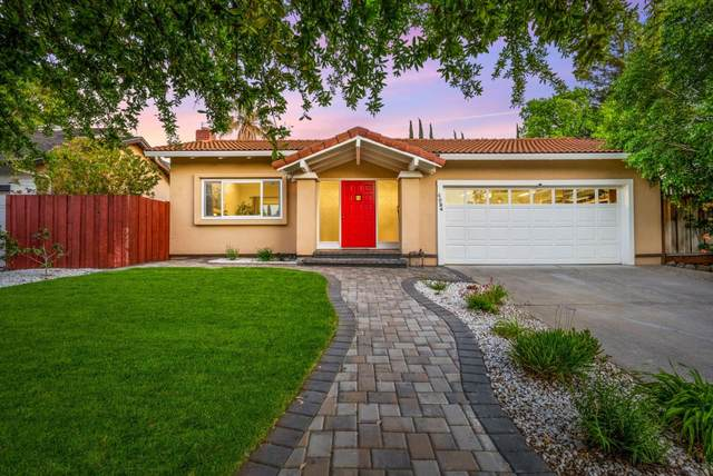 4024 Valerie Dr, Campbell, CA 95008 (#ML81842599) :: Robert Balina | Synergize Realty