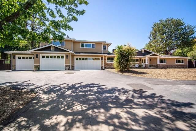 170 Woodside Dr, Woodside, CA 94062 (#ML81842615) :: Schneider Estates