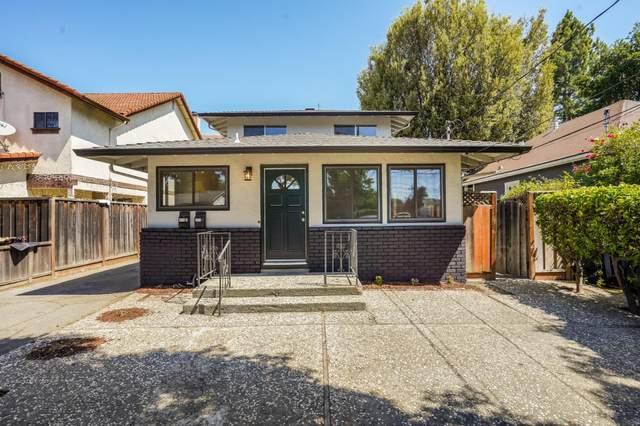 355 E Mc Kinley Ave, Sunnyvale, CA 94086 (#ML81842635) :: Schneider Estates