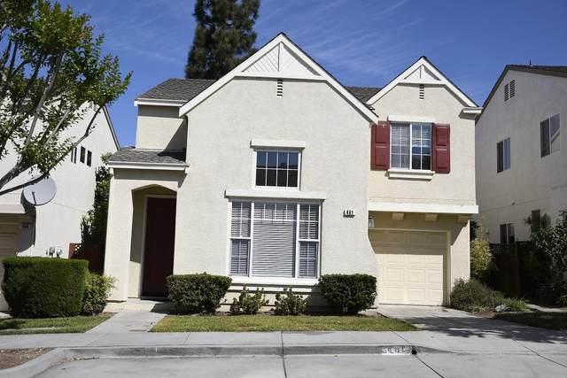 461 Knollcrest Ave, San Jose, CA 95138 (#ML81842656) :: The Kulda Real Estate Group