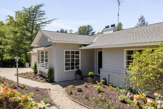 10 Panorama Ct, Hillsborough, CA 94010 (#ML81842662) :: The Kulda Real Estate Group
