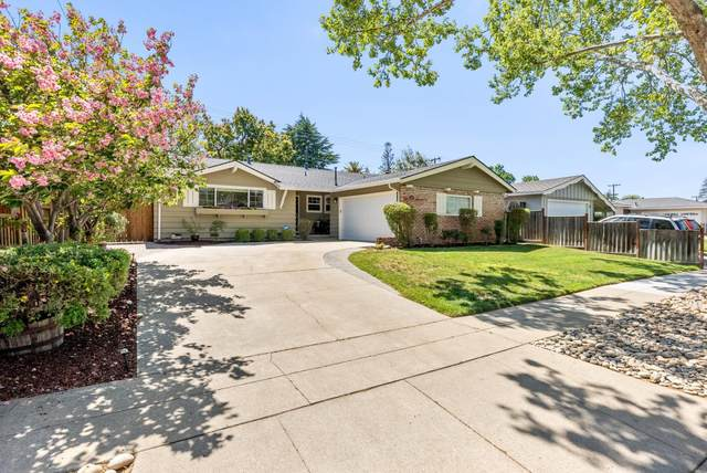 2561 Cordoba Way, San Jose, CA 95125 (#ML81842685) :: Robert Balina | Synergize Realty
