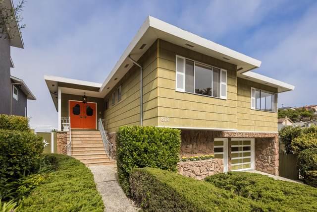 818 Clearfield Dr, Millbrae, CA 94030 (MLS #ML81842701) :: Compass