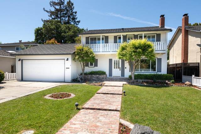 1269 Collins Ln, San Jose, CA 95129 (#ML81842712) :: The Goss Real Estate Group, Keller Williams Bay Area Estates
