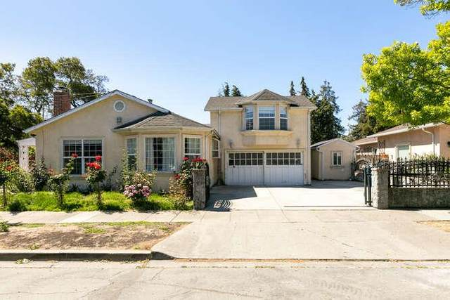 1099 Haven Ave, Redwood City, CA 94063 (#ML81842718) :: Schneider Estates