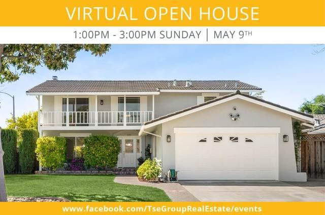 850 Iris Ave, Sunnyvale, CA 94086 (#ML81842728) :: Schneider Estates