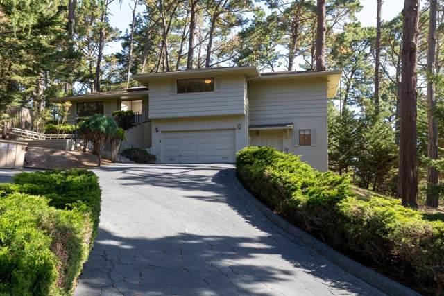 29 Greenwood Way, Monterey, CA 93940 (#ML81842738) :: Alex Brant