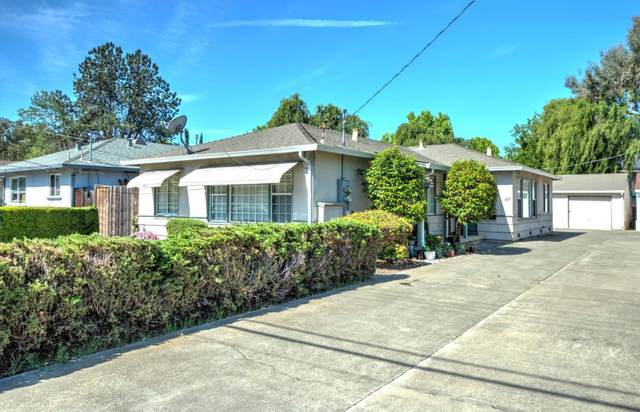 405 N Central Ave, Campbell, CA 95008 (#ML81842744) :: Intero Real Estate