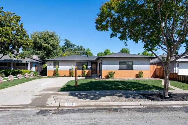 1705 Morocco Dr, San Jose, CA 95125 (#ML81842747) :: Intero Real Estate