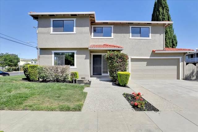 1279 Harrison St, Santa Clara, CA 95050 (#ML81842753) :: The Sean Cooper Real Estate Group