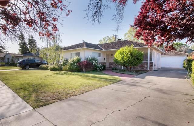 1251 Madrona Ave, San Jose, CA 95125 (#ML81842764) :: Intero Real Estate