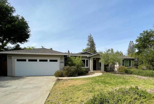 20771 Reid Ln, Saratoga, CA 95070 (#ML81842772) :: Real Estate Experts