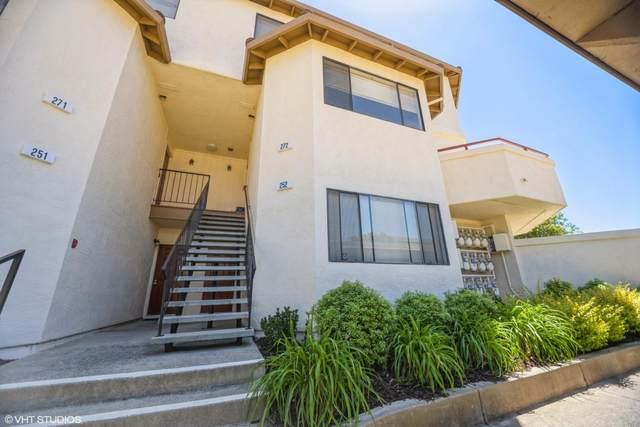 5075 Valley Crest Dr 272, Concord, CA 94521 (#ML81842784) :: Schneider Estates
