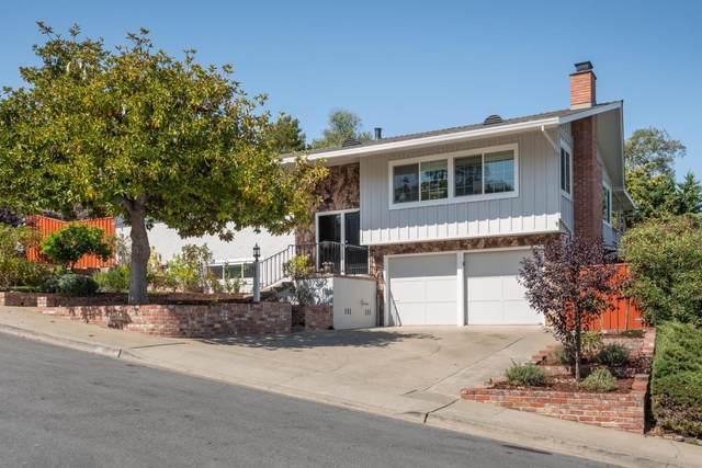 3830 Bret Harte Dr, Redwood City, CA 94061 (#ML81842789) :: Schneider Estates