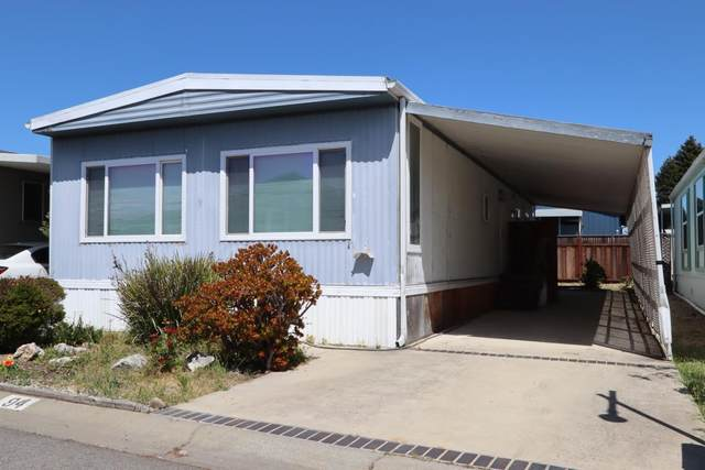 4160 Jade St 94, Capitola, CA 95010 (#ML81842790) :: Live Play Silicon Valley
