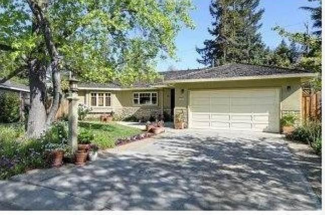 368 Fontainbleau Ter, Los Altos, CA 94022 (#ML81842803) :: Paymon Real Estate Group
