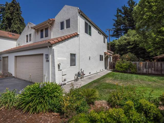 190 Carrera Cir, Aptos, CA 95003 (#ML81842811) :: Schneider Estates