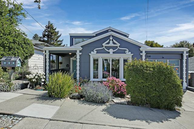 530 Cherry Ave, San Bruno, CA 94066 (#ML81842834) :: Schneider Estates
