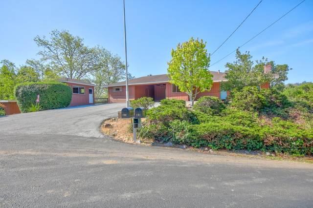 101 Pleasant Heights Dr, Aptos, CA 95003 (#ML81842836) :: Schneider Estates