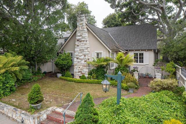 920 14th St, Pacific Grove, CA 93950 (#ML81842840) :: The Goss Real Estate Group, Keller Williams Bay Area Estates