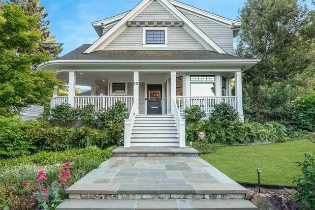 381 Pennsylvania Ave, Los Gatos, CA 95030 (#ML81842860) :: Real Estate Experts