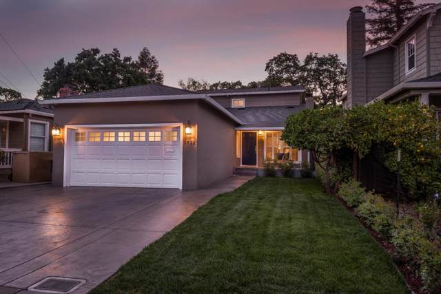 1912 Howard Ave, San Carlos, CA 94070 (#ML81842870) :: The Gilmartin Group