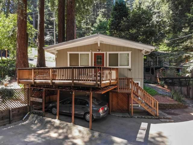 566 Scenic Way, Ben Lomond, CA 95005 (MLS #ML81842872) :: Compass