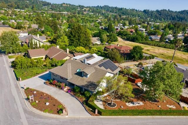 34 Casa Way, Scotts Valley, CA 95066 (#ML81842893) :: Schneider Estates