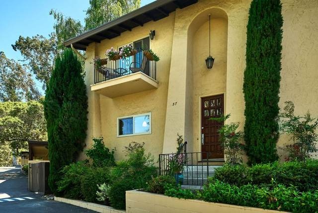 18400 Overlook Rd 57, Los Gatos, CA 95030 (#ML81842895) :: Real Estate Experts