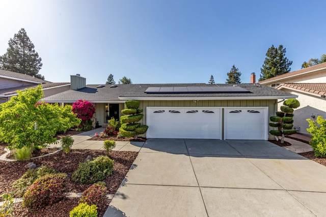 1579 Pam Ln, San Jose, CA 95120 (#ML81842913) :: The Sean Cooper Real Estate Group