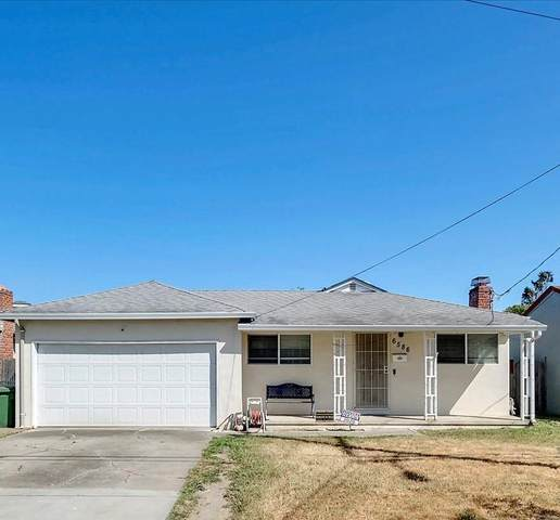 6586 Graham Ave, Newark, CA 94560 (#ML81842917) :: The Sean Cooper Real Estate Group