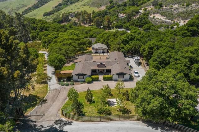 11627 Hidden Hills Rd, Carmel Valley, CA 93924 (#ML81842934) :: Alex Brant