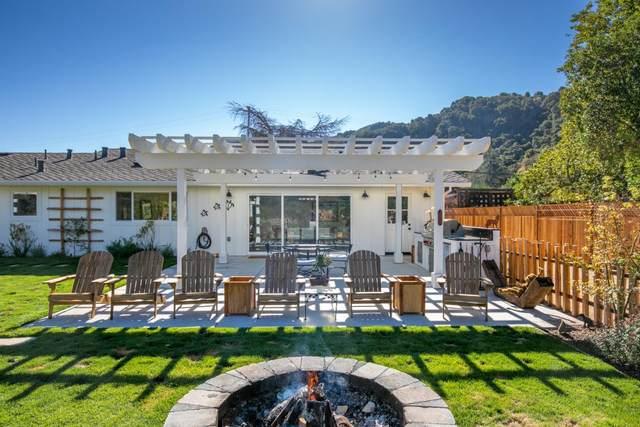 28060 Robinson Canyon Rd, Carmel, CA 93923 (#ML81842939) :: Alex Brant