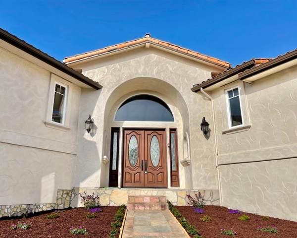 26345 Ladera Dr, Carmel, CA 93923 (#ML81842970) :: The Kulda Real Estate Group
