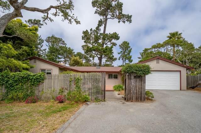 2904 Sawmill Gulch Rd, Pebble Beach, CA 93953 (#ML81842989) :: Alex Brant