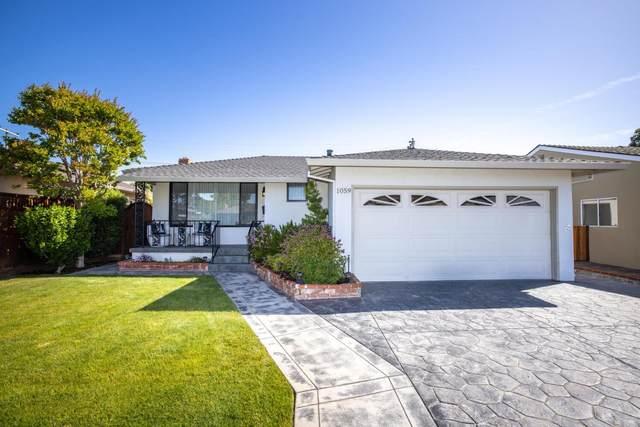 1059 Rossi Way, San Mateo, CA 94403 (#ML81842995) :: Strock Real Estate