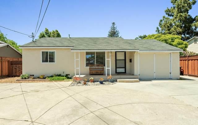 691 S San Tomas Aquino Rd, Campbell, CA 95008 (#ML81843008) :: Real Estate Experts