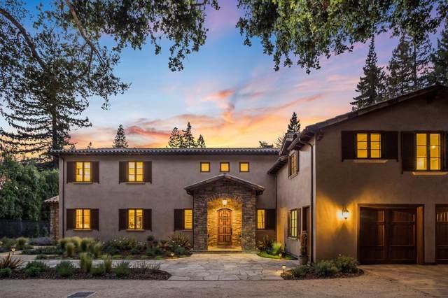 1180 Arbor Rd, Menlo Park, CA 94025 (#ML81843015) :: Schneider Estates
